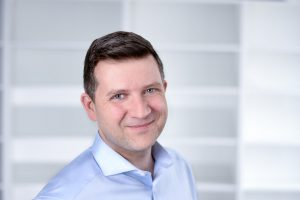 Prof. Dr. med. Christian Sina, Internist, Gastroenterologe & Ernährungsmediziner Foto: Christoph Twesten